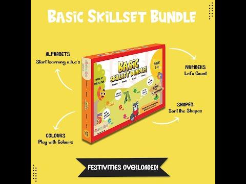 Basic Skill Set Bundle Unboxing